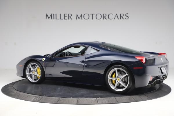 Used 2011 Ferrari 458 Italia for sale $179,900 at Maserati of Greenwich in Greenwich CT 06830 4
