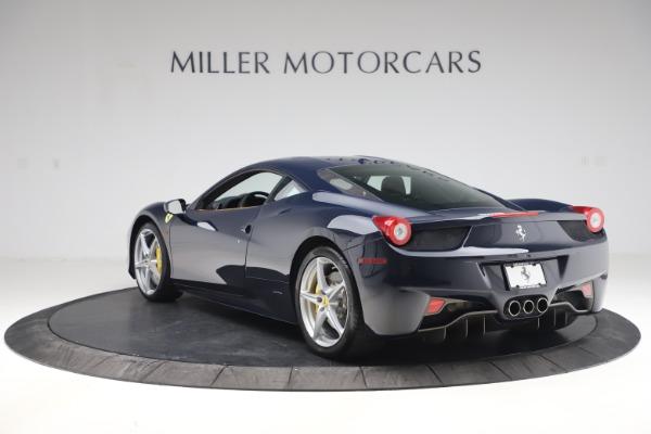 Used 2011 Ferrari 458 Italia for sale $179,900 at Maserati of Greenwich in Greenwich CT 06830 5
