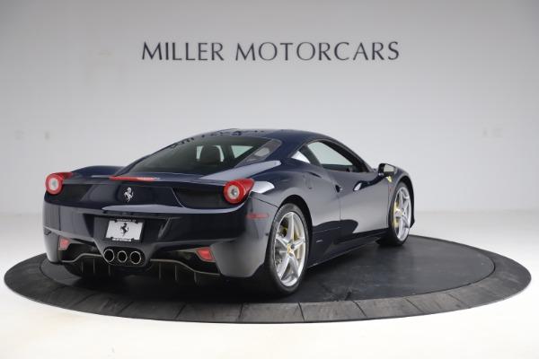Used 2011 Ferrari 458 Italia for sale $179,900 at Maserati of Greenwich in Greenwich CT 06830 7