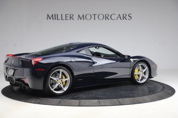 Used 2011 Ferrari 458 Italia for sale $179,900 at Maserati of Greenwich in Greenwich CT 06830 8