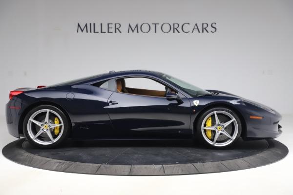 Used 2011 Ferrari 458 Italia for sale $179,900 at Maserati of Greenwich in Greenwich CT 06830 9