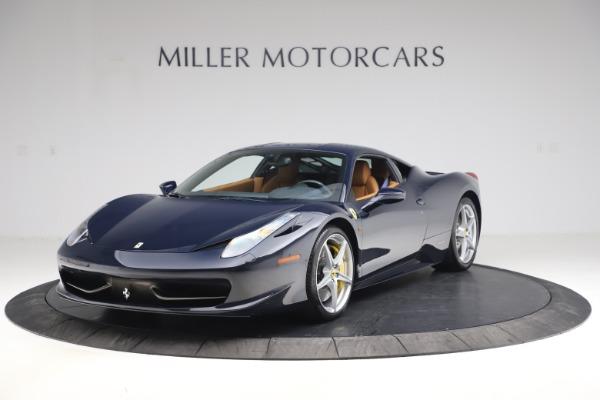 Used 2011 Ferrari 458 Italia for sale $179,900 at Maserati of Greenwich in Greenwich CT 06830 1