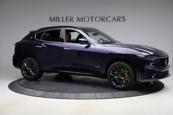 New 2021 Maserati Levante S Q4 GranSport for sale $100,185 at Maserati of Greenwich in Greenwich CT 06830 10