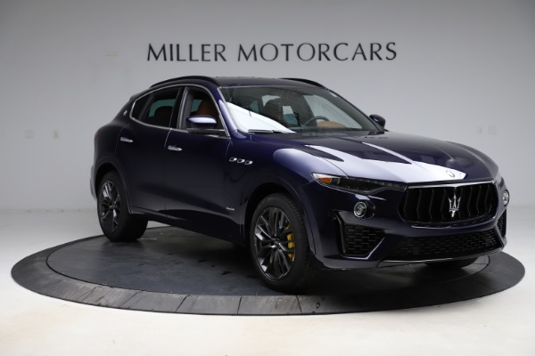 New 2021 Maserati Levante S Q4 GranSport for sale $100,185 at Maserati of Greenwich in Greenwich CT 06830 11