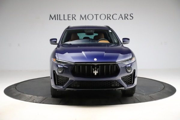 New 2021 Maserati Levante S Q4 GranSport for sale $100,185 at Maserati of Greenwich in Greenwich CT 06830 12