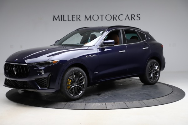 New 2021 Maserati Levante S Q4 GranSport for sale $100,185 at Maserati of Greenwich in Greenwich CT 06830 2