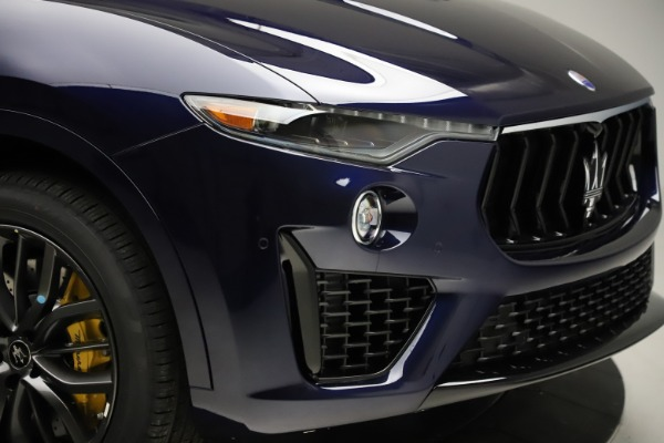 New 2021 Maserati Levante S Q4 GranSport for sale $100,185 at Maserati of Greenwich in Greenwich CT 06830 25