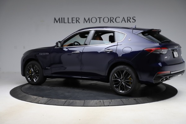 New 2021 Maserati Levante S Q4 GranSport for sale $100,185 at Maserati of Greenwich in Greenwich CT 06830 4