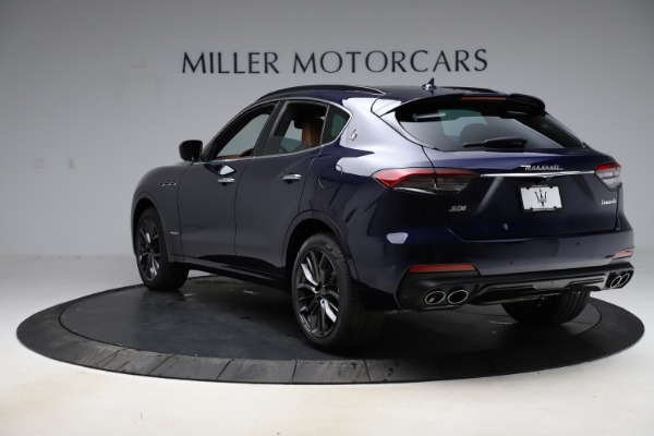 New 2021 Maserati Levante S Q4 GranSport for sale $100,185 at Maserati of Greenwich in Greenwich CT 06830 5