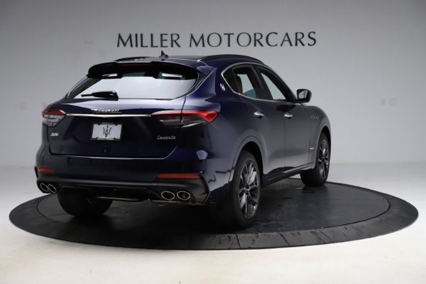New 2021 Maserati Levante S Q4 GranSport for sale $100,185 at Maserati of Greenwich in Greenwich CT 06830 7