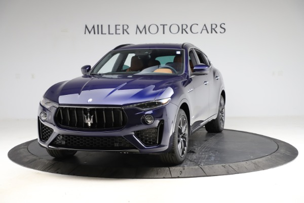 New 2021 Maserati Levante S Q4 GranSport for sale $100,185 at Maserati of Greenwich in Greenwich CT 06830 1