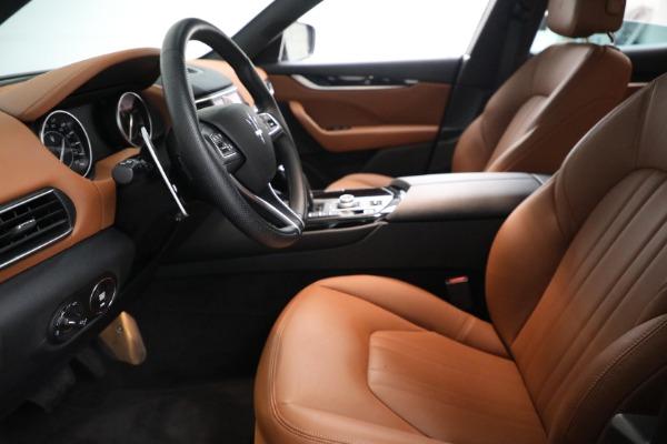 New 2021 Maserati Levante Q4 for sale Call for price at Maserati of Greenwich in Greenwich CT 06830 11