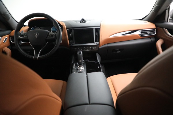 New 2021 Maserati Levante Q4 for sale Call for price at Maserati of Greenwich in Greenwich CT 06830 13