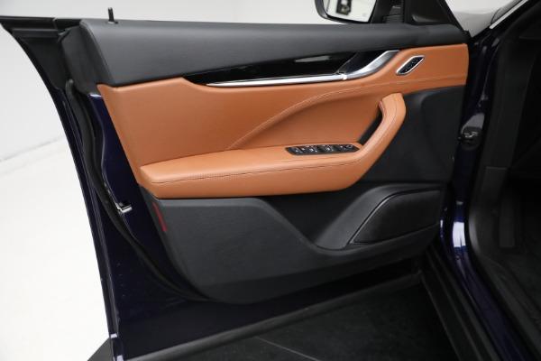 New 2021 Maserati Levante Q4 for sale Call for price at Maserati of Greenwich in Greenwich CT 06830 14