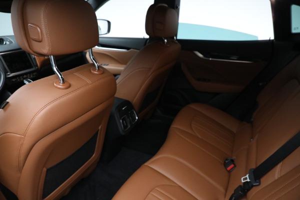 New 2021 Maserati Levante Q4 for sale Call for price at Maserati of Greenwich in Greenwich CT 06830 15