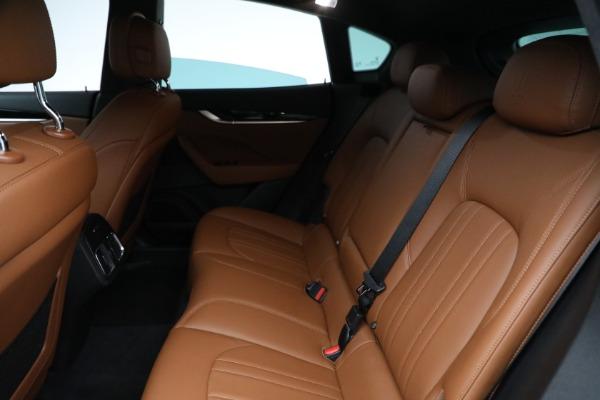 New 2021 Maserati Levante Q4 for sale Call for price at Maserati of Greenwich in Greenwich CT 06830 16