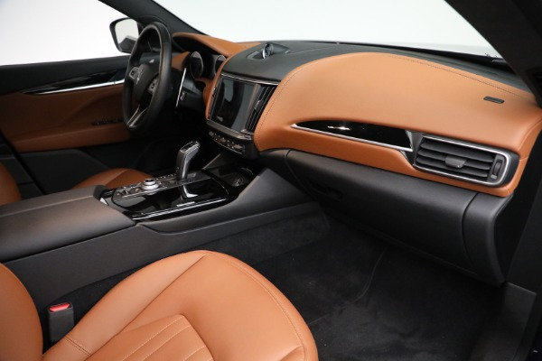 New 2021 Maserati Levante Q4 for sale Call for price at Maserati of Greenwich in Greenwich CT 06830 17
