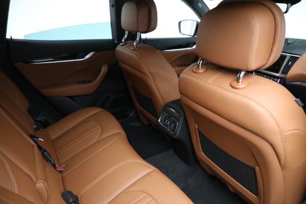 New 2021 Maserati Levante Q4 for sale Call for price at Maserati of Greenwich in Greenwich CT 06830 18