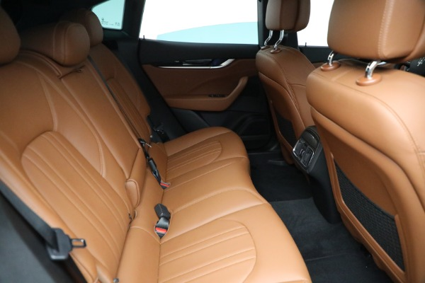 New 2021 Maserati Levante Q4 for sale Call for price at Maserati of Greenwich in Greenwich CT 06830 19
