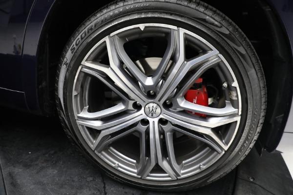 New 2021 Maserati Levante Q4 for sale Call for price at Maserati of Greenwich in Greenwich CT 06830 21