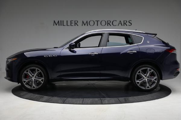 New 2021 Maserati Levante Q4 for sale Call for price at Maserati of Greenwich in Greenwich CT 06830 3