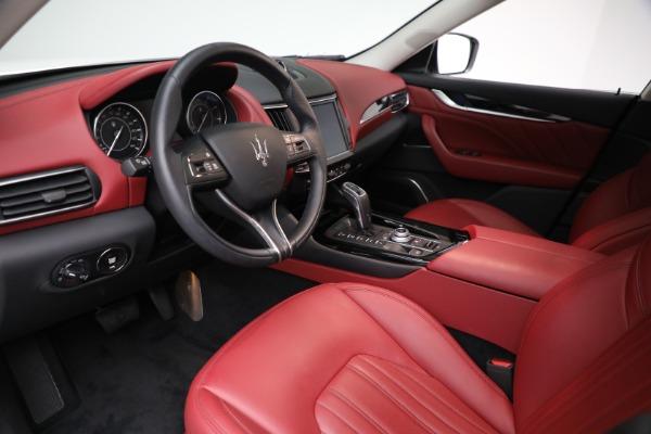New 2021 Maserati Levante Q4 for sale $76,769 at Maserati of Greenwich in Greenwich CT 06830 12