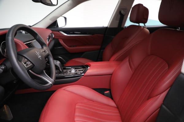 New 2021 Maserati Levante Q4 for sale $76,769 at Maserati of Greenwich in Greenwich CT 06830 13