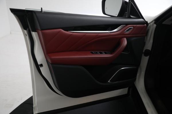 New 2021 Maserati Levante Q4 for sale $76,769 at Maserati of Greenwich in Greenwich CT 06830 14