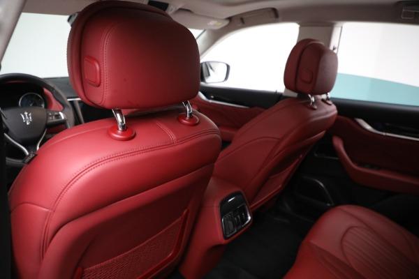 New 2021 Maserati Levante Q4 for sale $76,769 at Maserati of Greenwich in Greenwich CT 06830 15