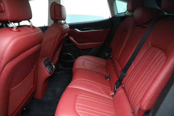 New 2021 Maserati Levante Q4 for sale $76,769 at Maserati of Greenwich in Greenwich CT 06830 16