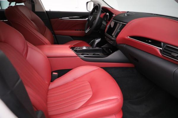 New 2021 Maserati Levante Q4 for sale $76,769 at Maserati of Greenwich in Greenwich CT 06830 20