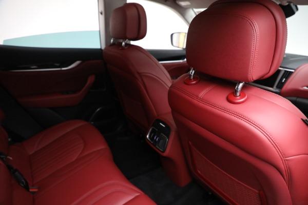 New 2021 Maserati Levante Q4 for sale $76,769 at Maserati of Greenwich in Greenwich CT 06830 22