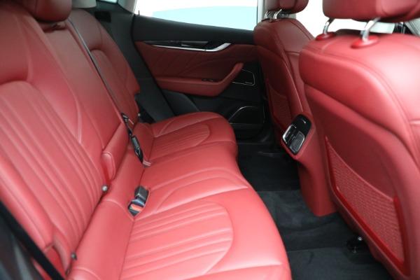 New 2021 Maserati Levante Q4 for sale $76,769 at Maserati of Greenwich in Greenwich CT 06830 23