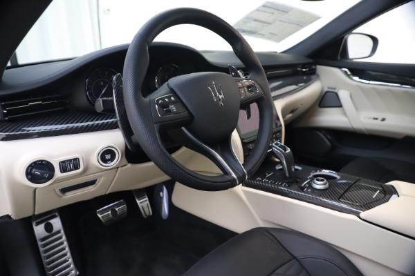 New 2021 Maserati Quattroporte S Q4 GranSport for sale $129,185 at Maserati of Greenwich in Greenwich CT 06830 13