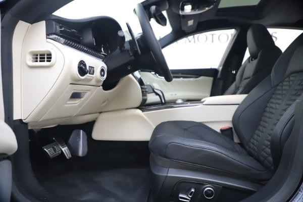 New 2021 Maserati Quattroporte S Q4 GranSport for sale $129,185 at Maserati of Greenwich in Greenwich CT 06830 14