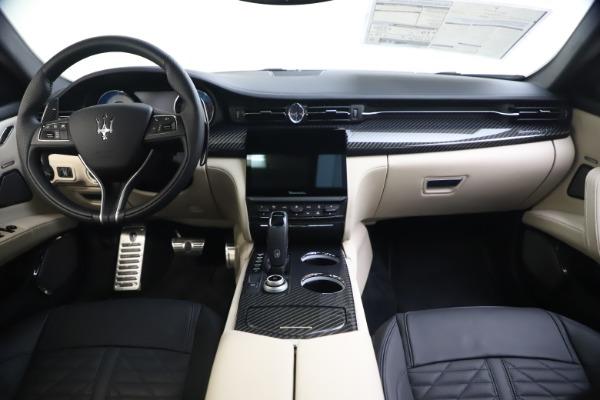 New 2021 Maserati Quattroporte S Q4 GranSport for sale $129,185 at Maserati of Greenwich in Greenwich CT 06830 16