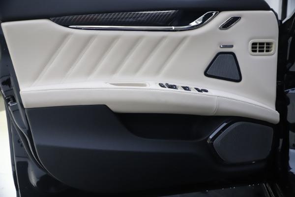 New 2021 Maserati Quattroporte S Q4 GranSport for sale $129,185 at Maserati of Greenwich in Greenwich CT 06830 17