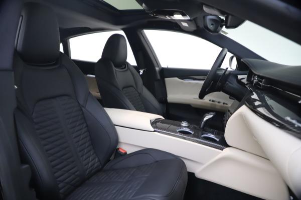 New 2021 Maserati Quattroporte S Q4 GranSport for sale $129,185 at Maserati of Greenwich in Greenwich CT 06830 18