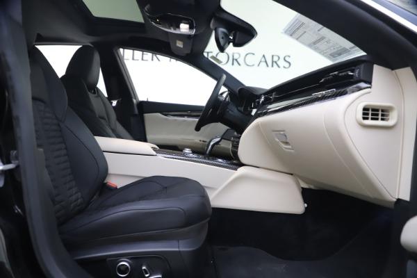 New 2021 Maserati Quattroporte S Q4 GranSport for sale $129,185 at Maserati of Greenwich in Greenwich CT 06830 19