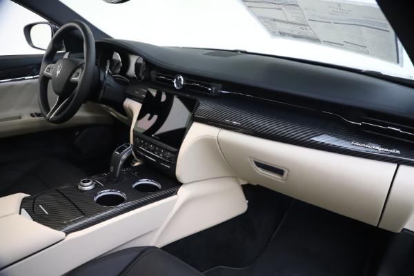 New 2021 Maserati Quattroporte S Q4 GranSport for sale $129,185 at Maserati of Greenwich in Greenwich CT 06830 20