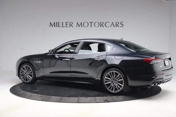 New 2021 Maserati Quattroporte S Q4 GranSport for sale $129,185 at Maserati of Greenwich in Greenwich CT 06830 4