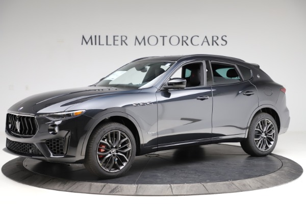 New 2021 Maserati Levante Q4 GranSport for sale $92,485 at Maserati of Greenwich in Greenwich CT 06830 2