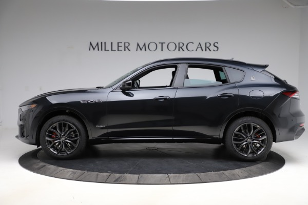 New 2021 Maserati Levante Q4 GranSport for sale $92,485 at Maserati of Greenwich in Greenwich CT 06830 3