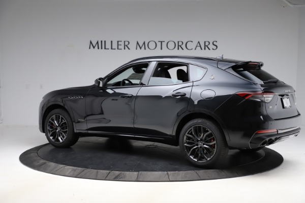 New 2021 Maserati Levante Q4 GranSport for sale $92,485 at Maserati of Greenwich in Greenwich CT 06830 4
