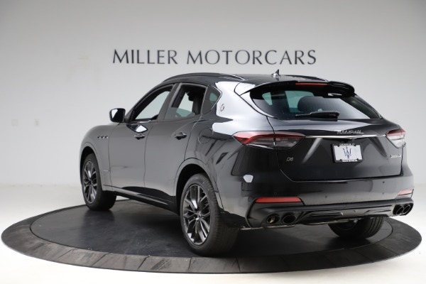 New 2021 Maserati Levante Q4 GranSport for sale $92,485 at Maserati of Greenwich in Greenwich CT 06830 5