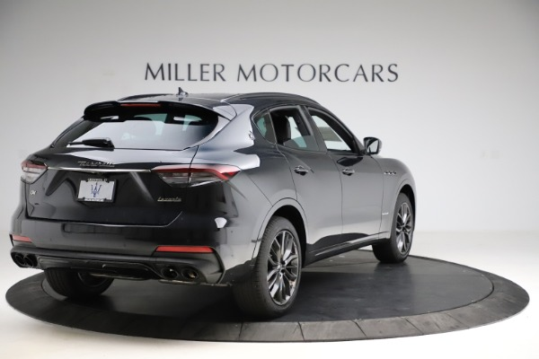New 2021 Maserati Levante Q4 GranSport for sale $92,485 at Maserati of Greenwich in Greenwich CT 06830 7