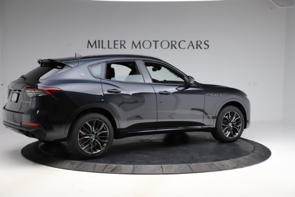 New 2021 Maserati Levante Q4 GranSport for sale $92,485 at Maserati of Greenwich in Greenwich CT 06830 8