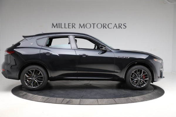 New 2021 Maserati Levante Q4 GranSport for sale $92,485 at Maserati of Greenwich in Greenwich CT 06830 9
