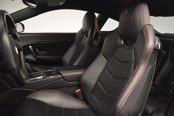 Used 2013 Maserati GranTurismo Sport for sale Sold at Maserati of Greenwich in Greenwich CT 06830 15