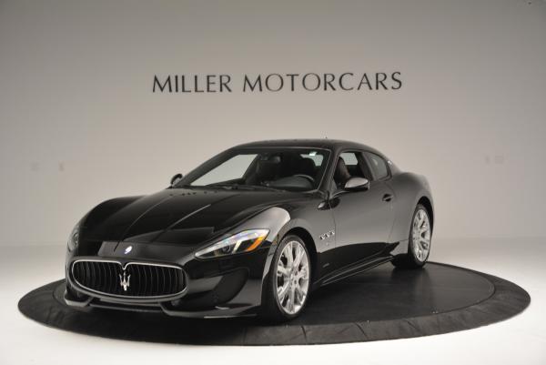 Used 2013 Maserati GranTurismo Sport for sale Sold at Maserati of Greenwich in Greenwich CT 06830 1